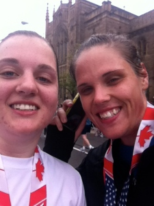 Not directly related to GOTR but running can lead to great friendships!
