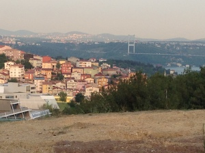 A photo I took on a run in Istanbul this summer. Maybe some more scenic runs in 2014?